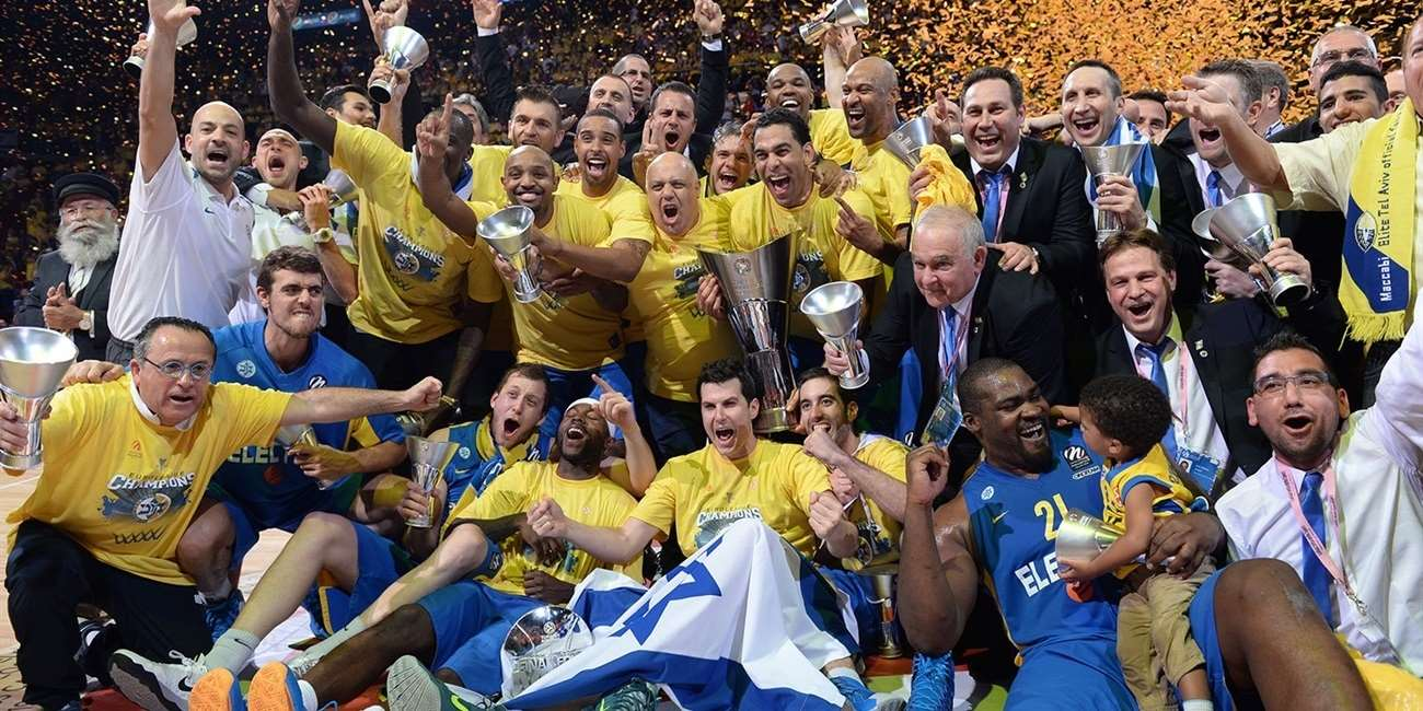 Maccabi Electra Tel Aviv is the new king of Europe!