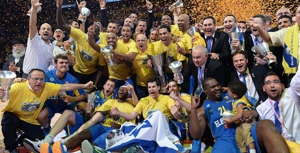 Maccabi Electra is the new champ!