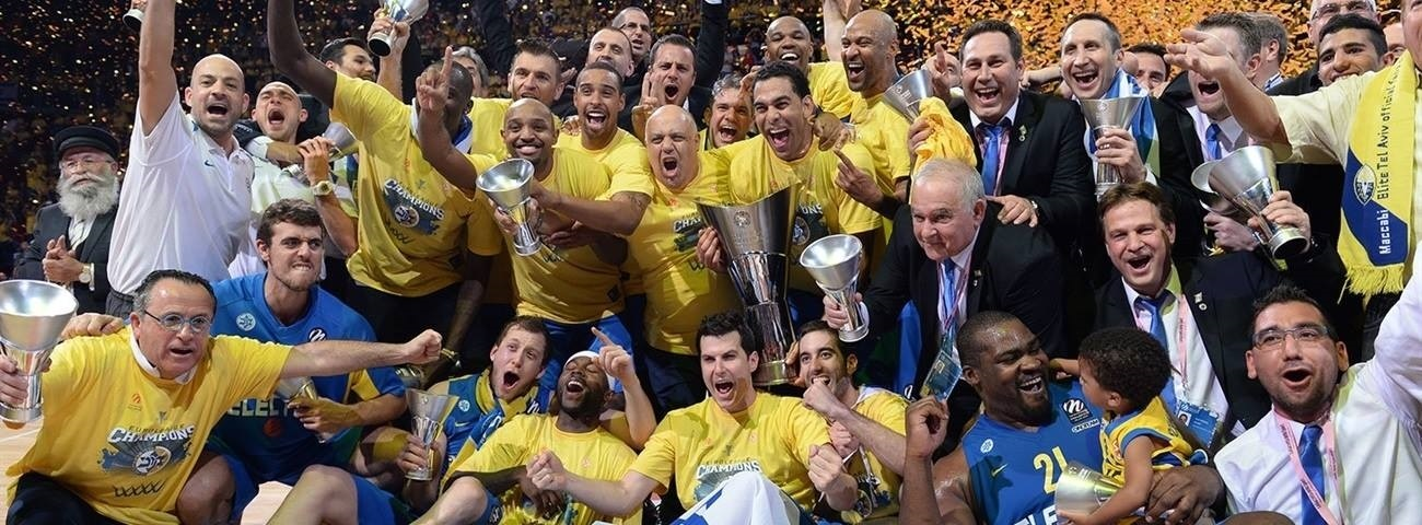 On This Day, 2014: Maccabi is again champion of Europe
