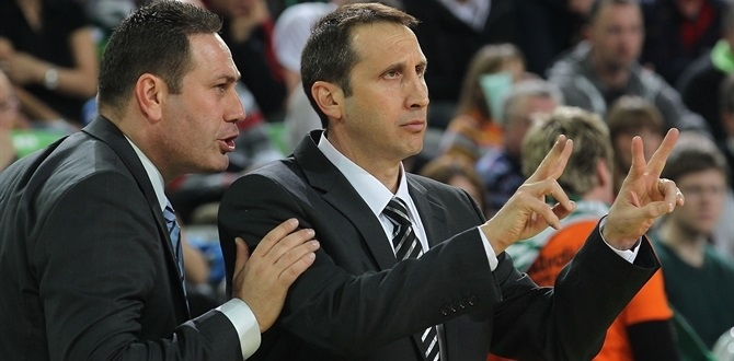Maccabi promotes Goodes to head coach