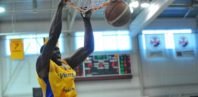 Ventspils re-signs big man Grant