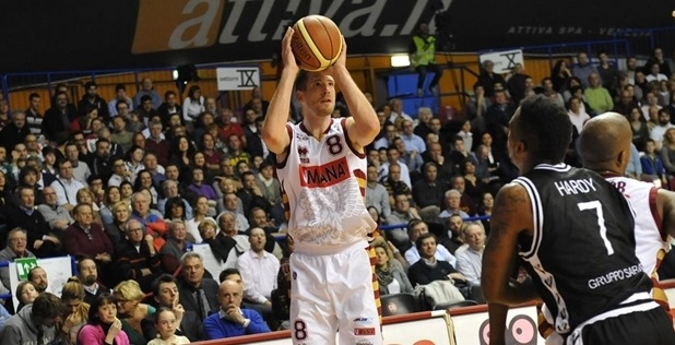 Nate Linhart joins Maccabi (Photo :Reyer Venezia)