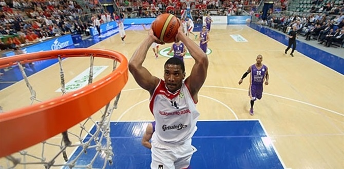 Unics Kazan signs high-flier White