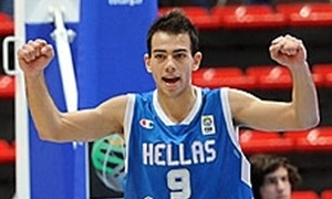 Vasilis Mouratos (Photo: FIBA Europe/Castoria/De Massis)
