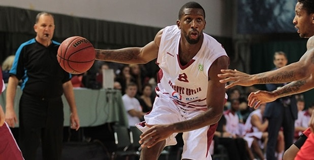 Demetris Nichols joins CSKA (Photo: Krasnye Krylia)