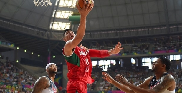 Gustavo Ayon – Mexico (Photo FIBA)