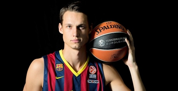 Marcus Eriksson - FC Barcelona media day - EB14