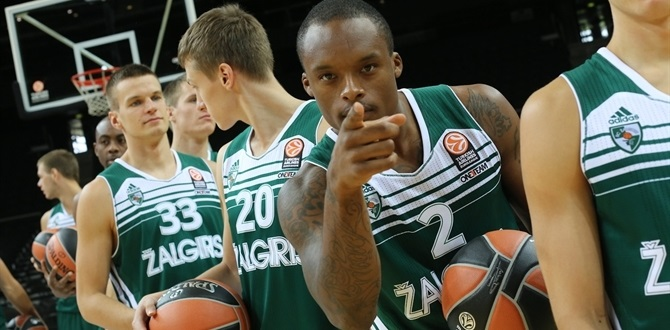 Zalgiris, injured Wayns part ways