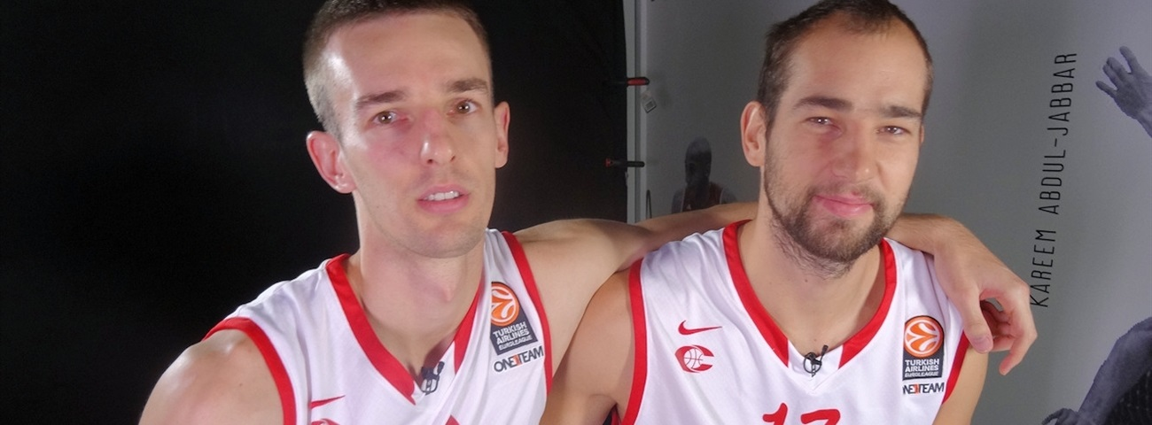 Focus On: Ante and Mario Delas, Cedevita Zagreb