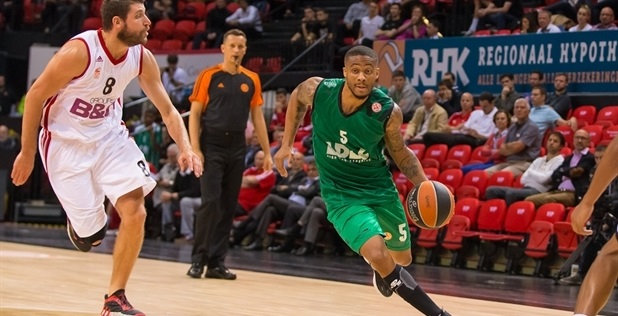 Taurean Green - ASVEL Lyon - Qualifying Rounds 2014 (photo Telenet Ostend)