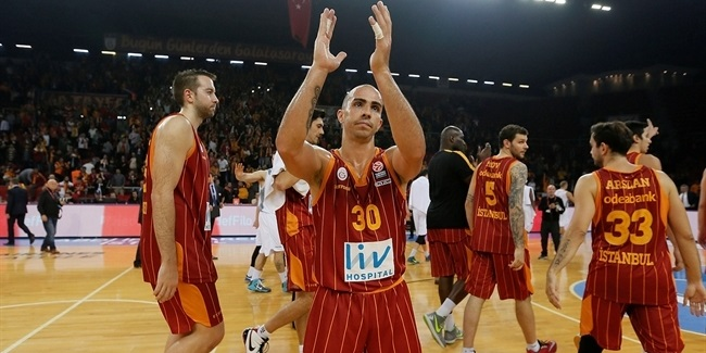 Galatasaray, Arroyo and Maric part ways