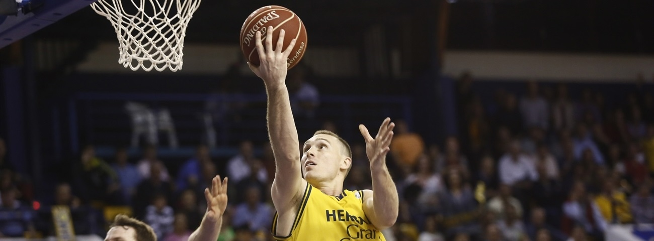 Laboral Kutxa adds shooting guard Hansbrough