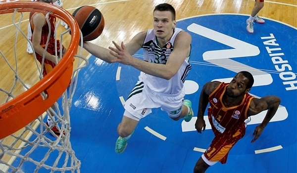 Zalgiris brings back swingman Dimsa