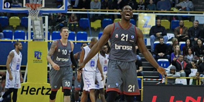 Maccabi rebuilds frontline with Mbakwe
