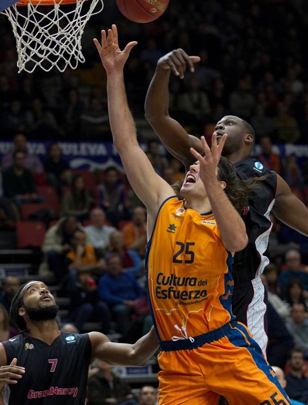 Kresimir Loncar - Valencia Basket - EC14 (photo Valencia Basket - Miguel Angel Polo)