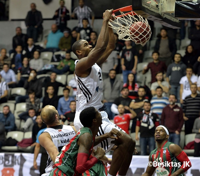 Hilton Armstrong - Besiktas Integral Forex Istanbul - EC14 (photo Besiktas JK)