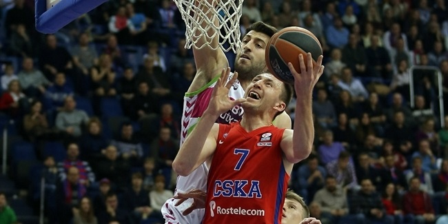 CSKA's Fridzon breaks finger