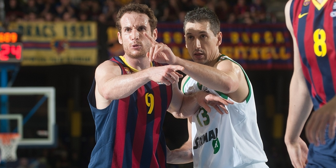 Barcelona outlasts Greens after shooting show by Huertas