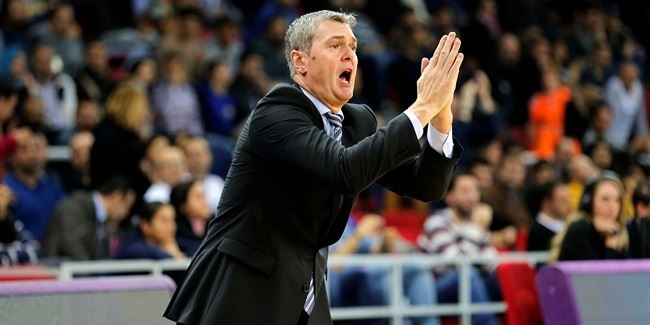 Maccabi hires Bagatskis as head coach
