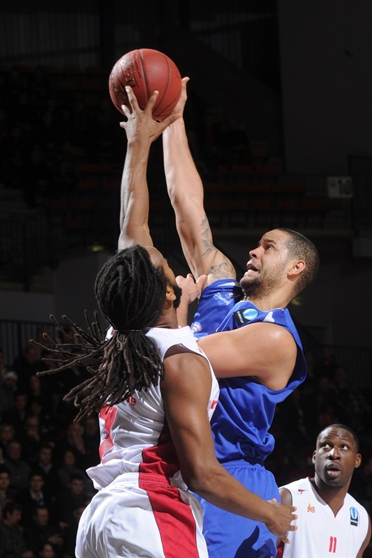 Gerald Lee - CSU Asesoft Ploiesti - EC14 (photo SLUC Nancy - Christopher Courtois)