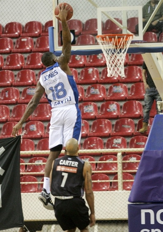 DeQuan Jones - FoxTown Cantu - EC14 (photo PAOK - Pavlos Makridis -megapress.gr)
