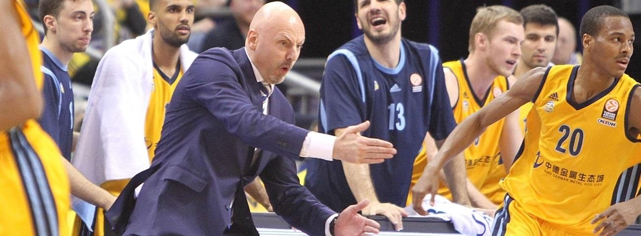 Lokomotiv appoints Obradovic as head coach
