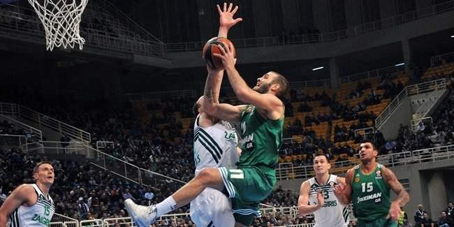 Top 16 Round 3 report: Greens defense prolongs win streak against Zalgiris