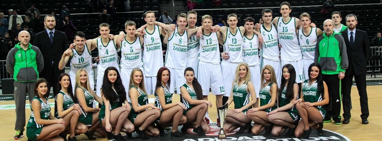 Host Zalgiris among the favorites for EB ANGT Qualifying Tournament - Kaunas