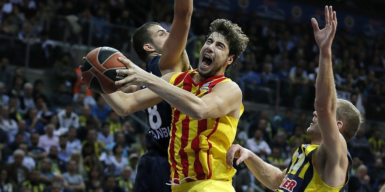 FC Barcelona extends All-Euroleague center Tomic