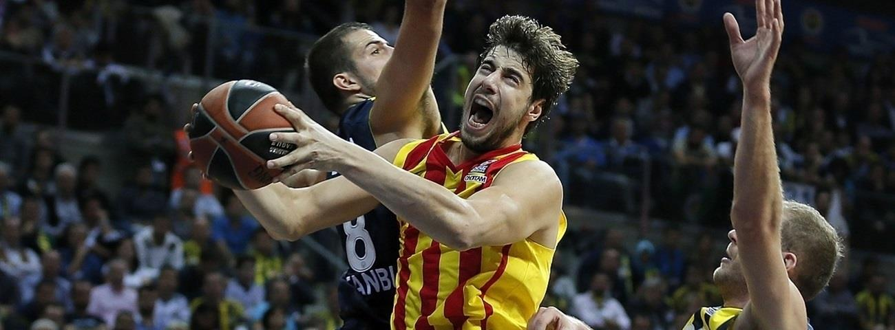FCB Lassa extends All-Euroleague center Tomic