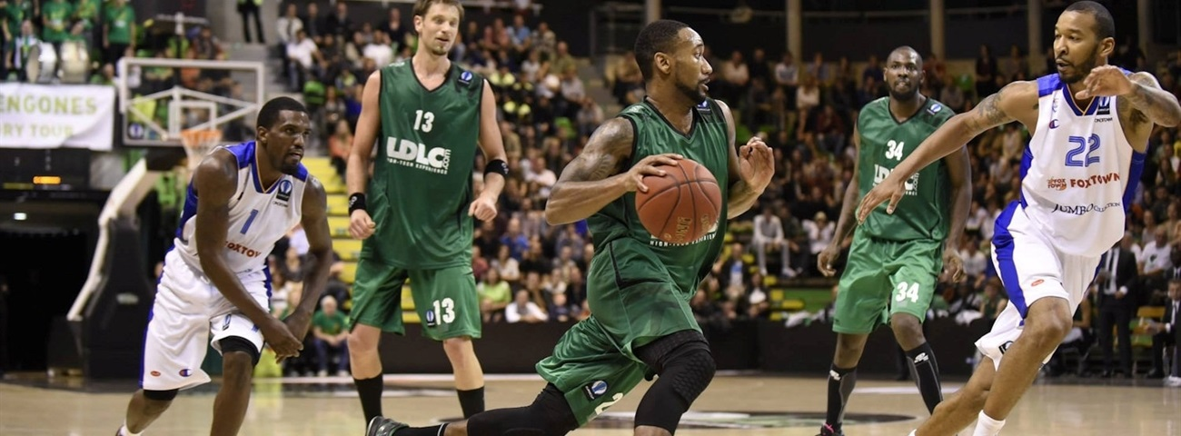 ASVEL brings back forward Lighty
