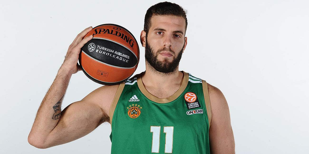 Interview: Nikos Pappas, Panathinaikos Athens
