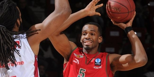 Inside the eighthfinals: Lokomotiv Kuban Krasnodar - Brose Baskets Bamberg
