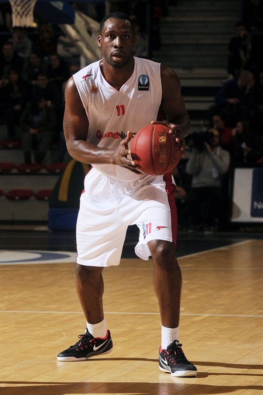 Florent Pietrus - SLUC Nancy - EC14 (photo SLUC Nancy - Christopher Courtois)