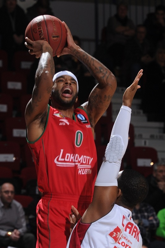Malcolm Delaney - Lokomotiv Kuban - EC14 (photo SLUC Nancy - Christopher Courtois)