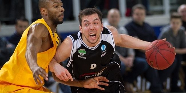 Telekom Bonn inks guard Chylinski