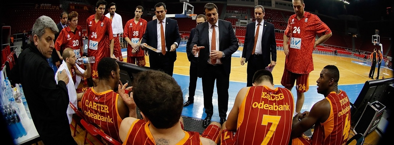 Galatasaray holds on to Coach Ataman