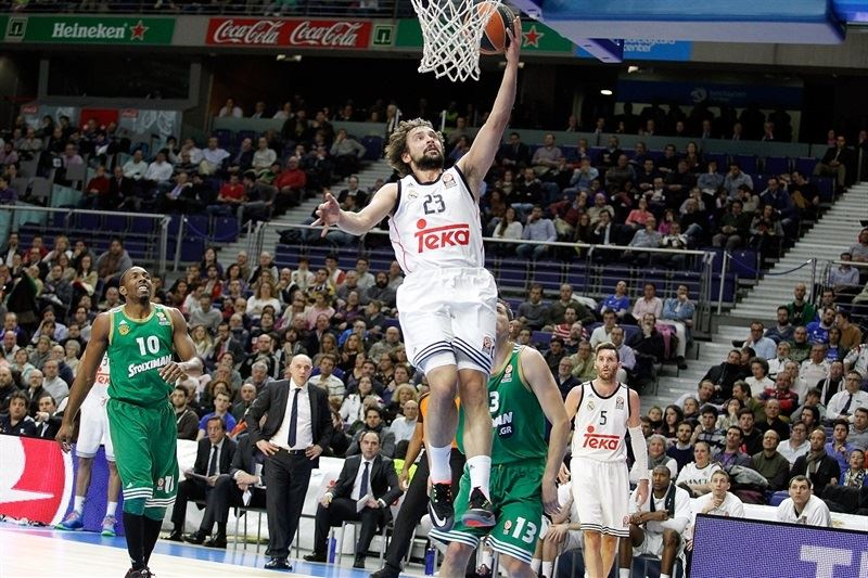 Sergio Llull - Real Madrid - EB14