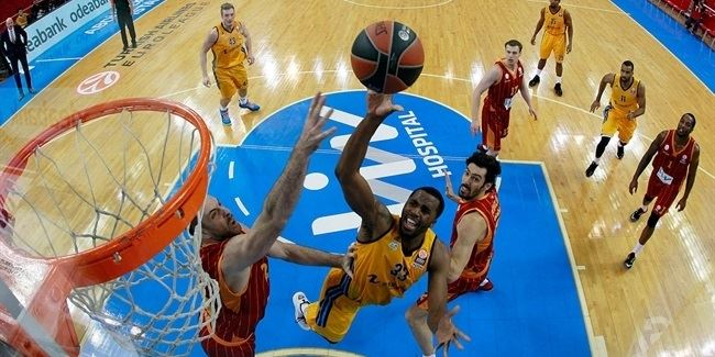Top 16 Round 4 report: ALBA Berlin claims key road win at Galatasaray