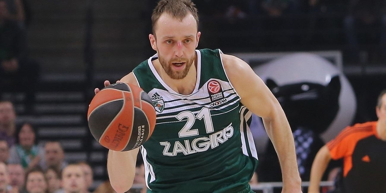 Milaknis returns, Motum stays at Zalgiris