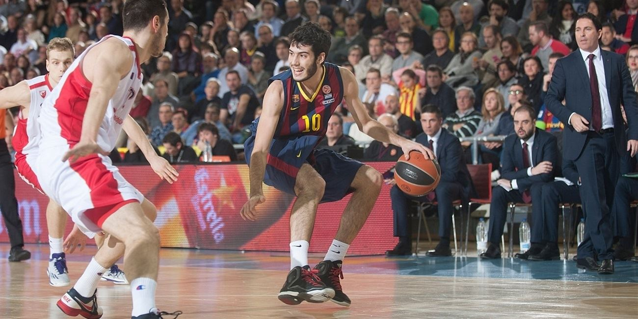 Top 16 Round 4 report: Barcelona gets back on track against Zvezda