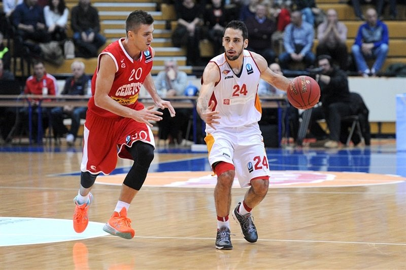 Rok Stipcevic - Virtus Rome - EC14 (photo Cedevita)