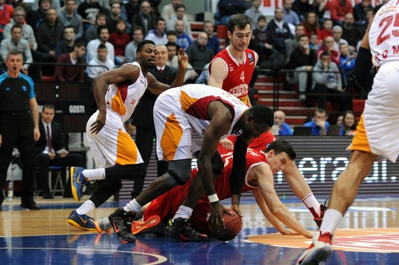 Bobby Jones - Virtus Rome - EC14 (photo Cedevita)