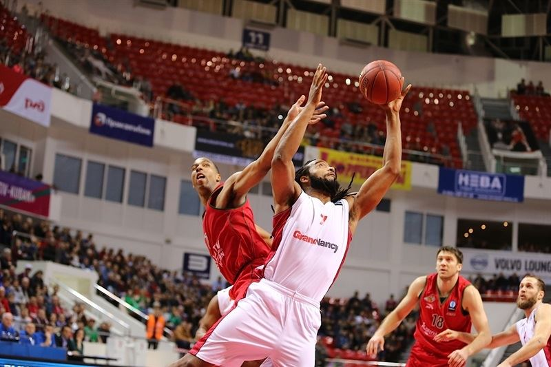 Randal Falker - SLUC Nancy - EC14 (photo PBC Lokomotiv Kuban)