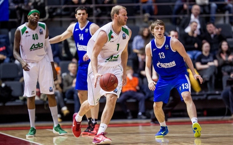 Anton Ponkrashov - Unics Kazan - EC14 (photo Zenit)