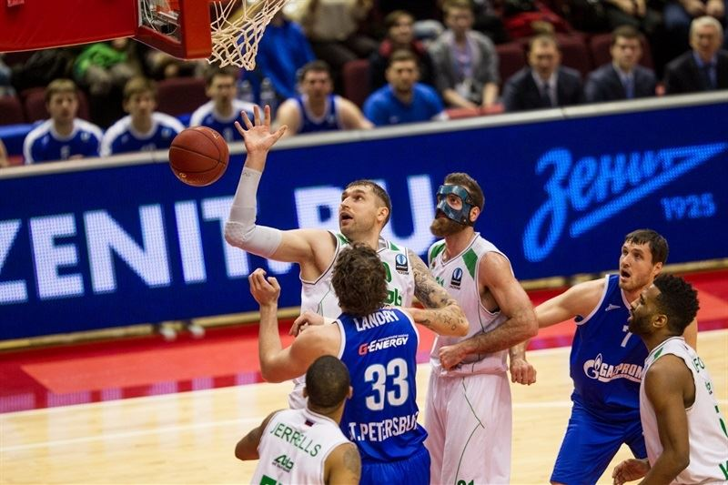 Dmitry Sokolov - Unics Kazan - EC14 (photo Zenit)