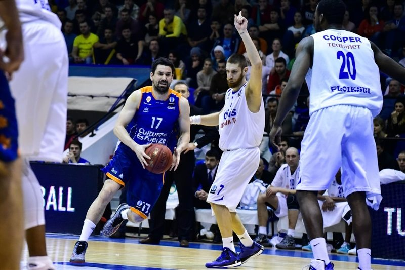 Rafa Martinez - Valencia Basket - EC14 (photo Catalin Soare - www.sportaction.ro)