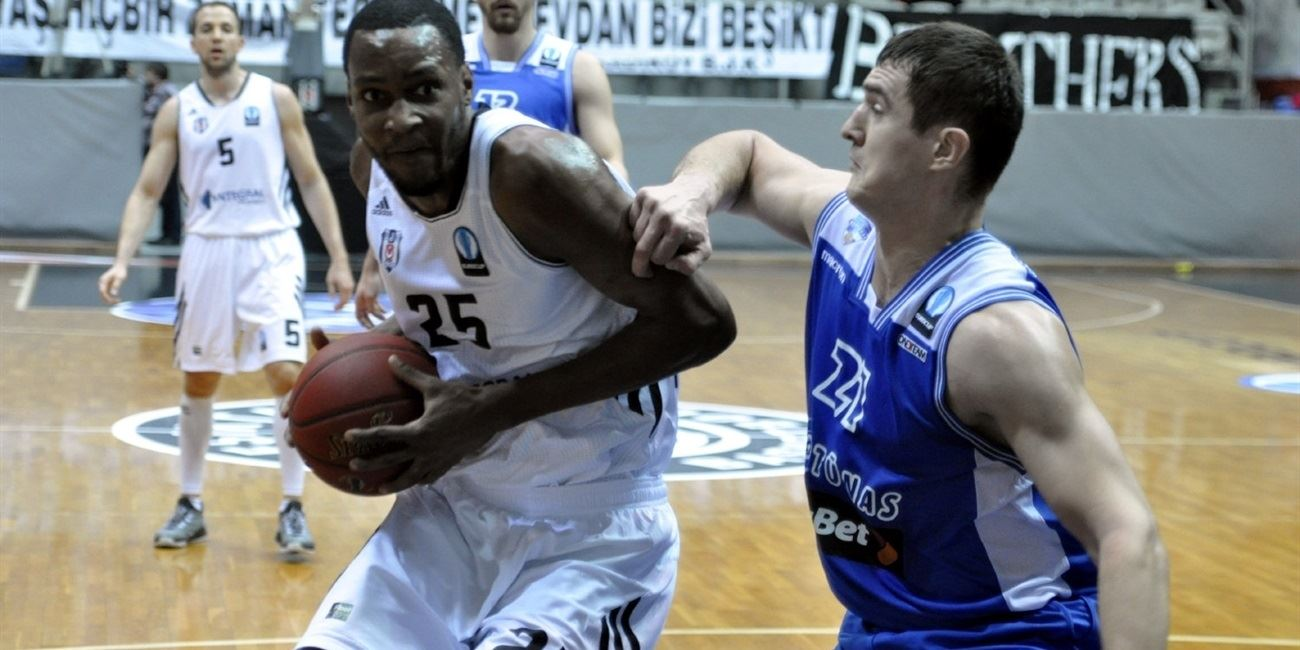 Jajuan Johnson - Besiktas Integral Forex Istanbul - EC14 (photo Besiktas JK)