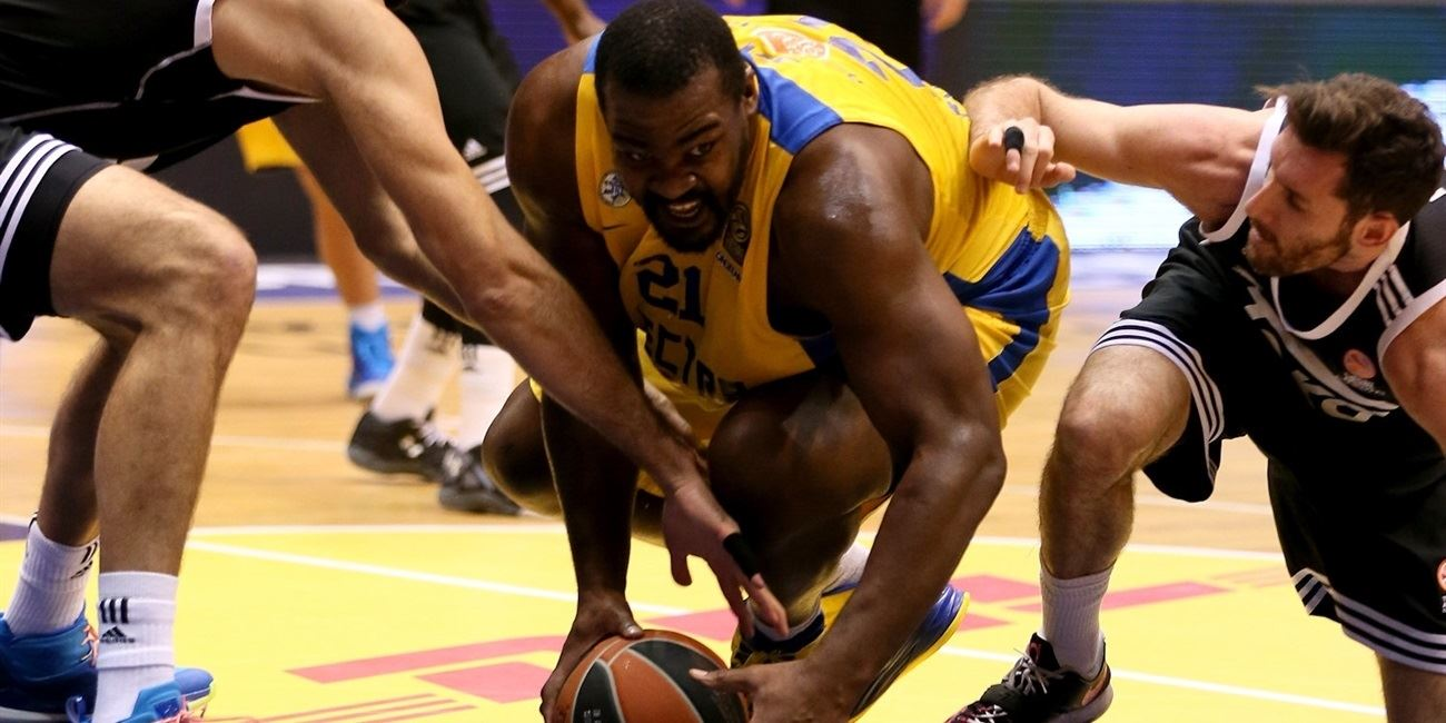 Top 16 Round 5 report: Maccabi beats Madrid in championship game rematch