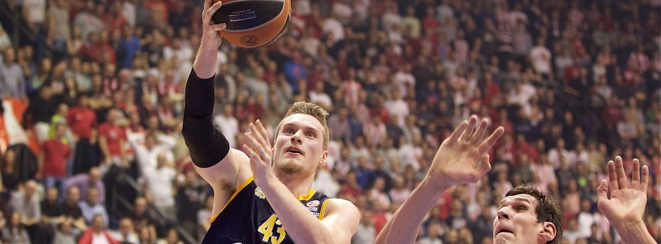 Besiktas bolsters frontcourt with Radosevic